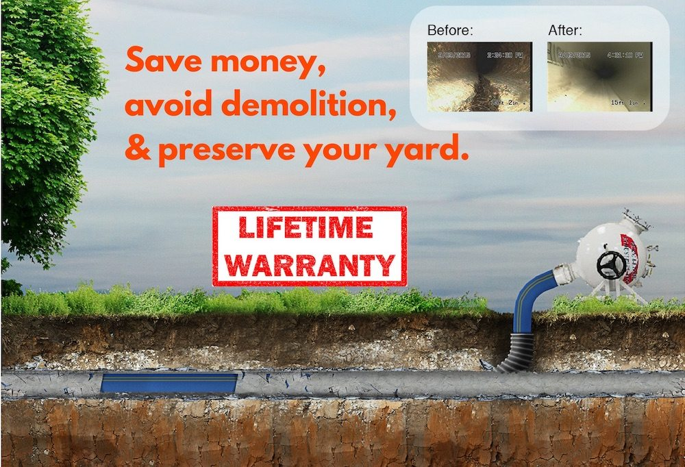 save money with trenchless repair in tucson, arizona