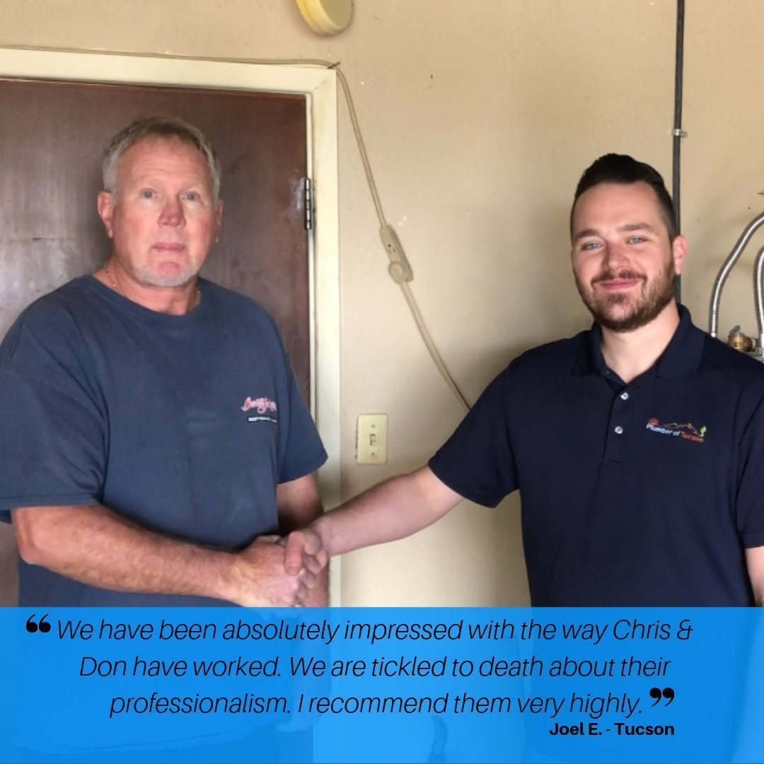 Tucson Water Softener Repair