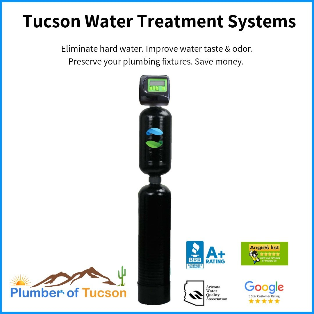 Water Softener Installation Tucson