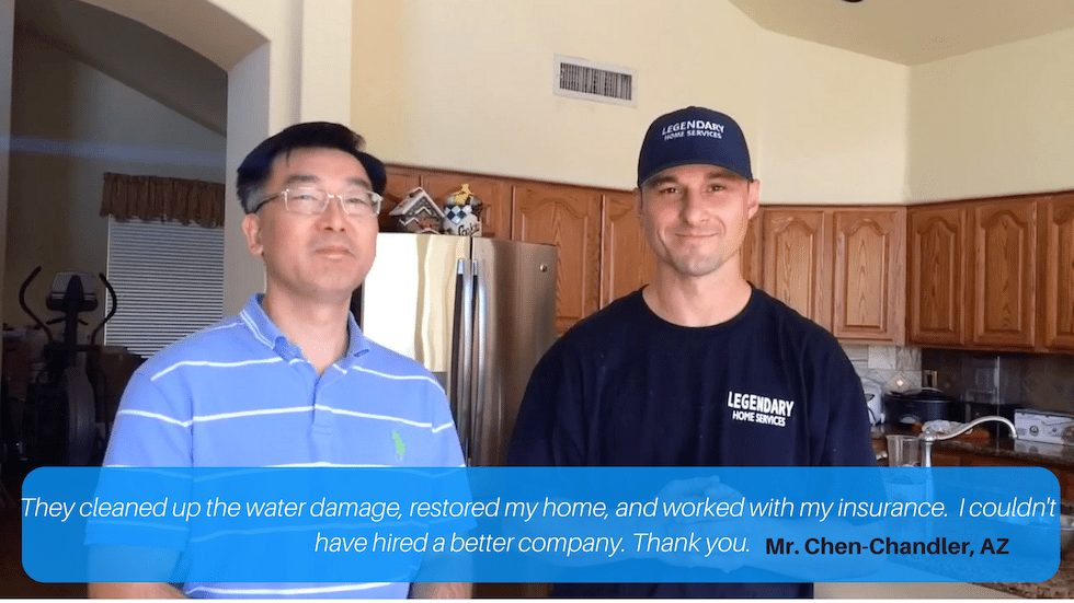 Water Damage Tucson - Plumber of Tucson