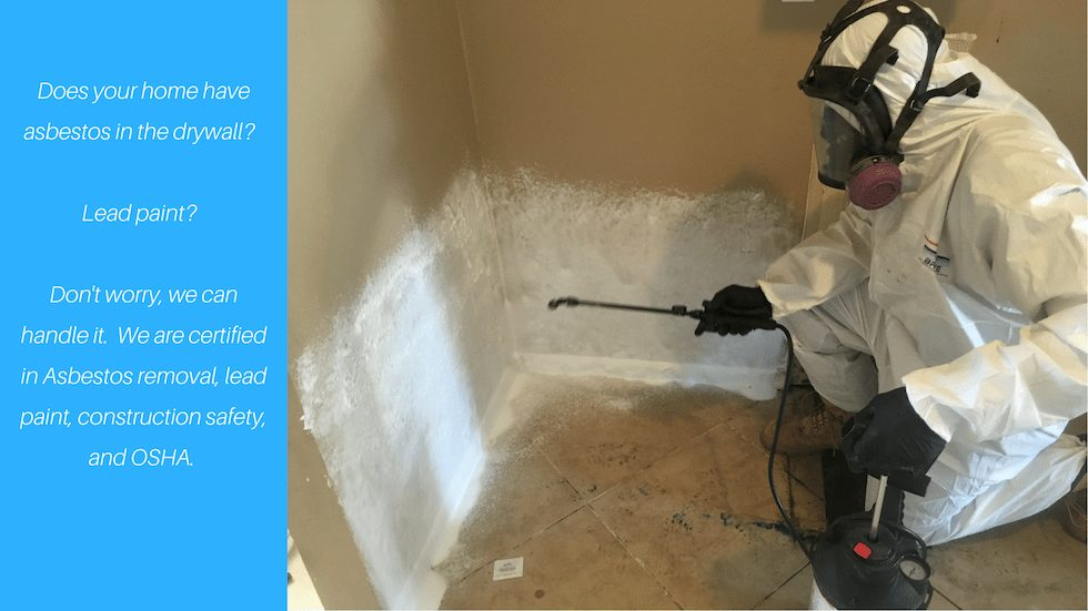 We-are-qualified to handle water damage in your Tucson-home