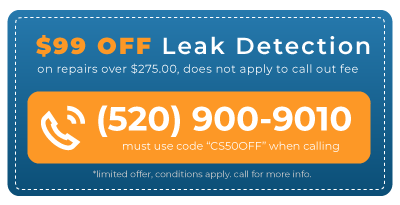Tucson 99 off leak detection services