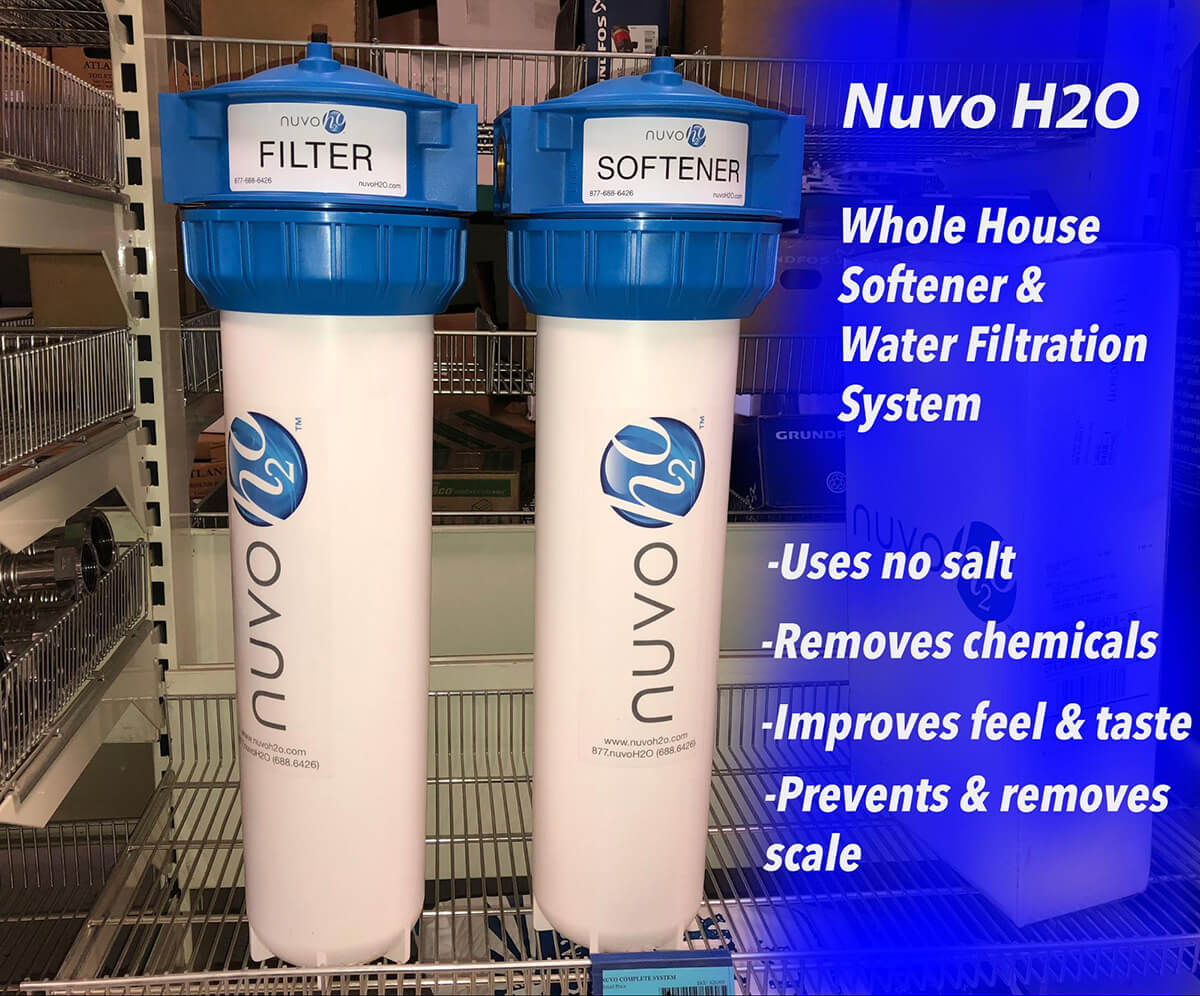 Nuvo H2O Plumber of Tucson
