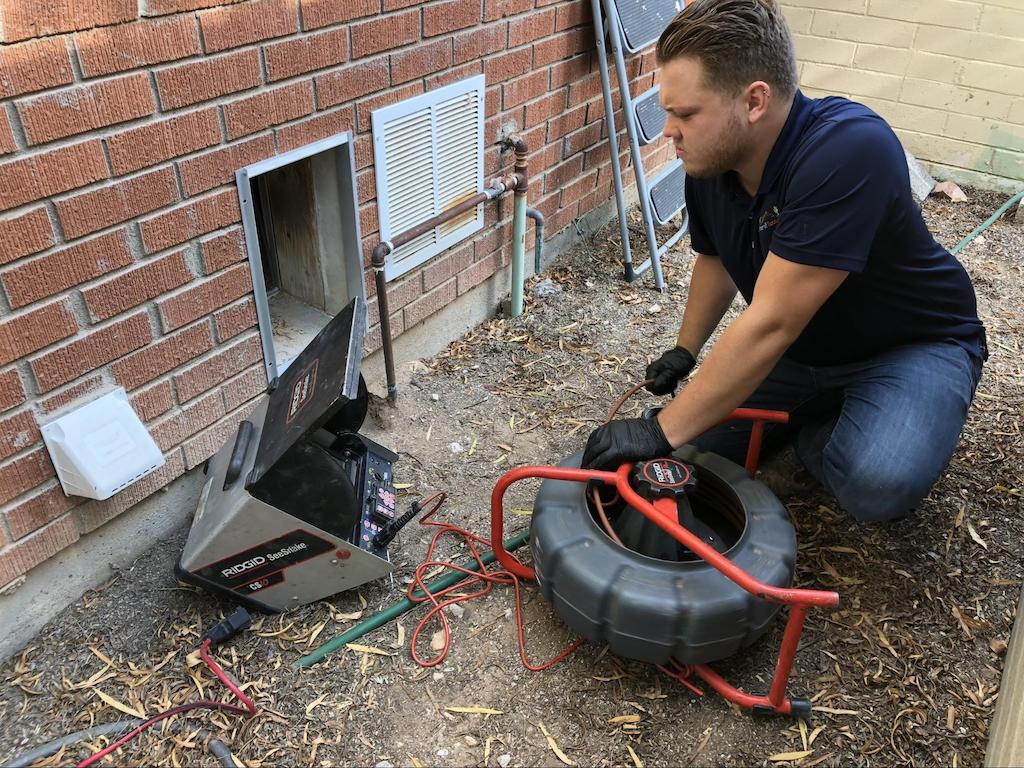 Broken Drain Repair in Tucson