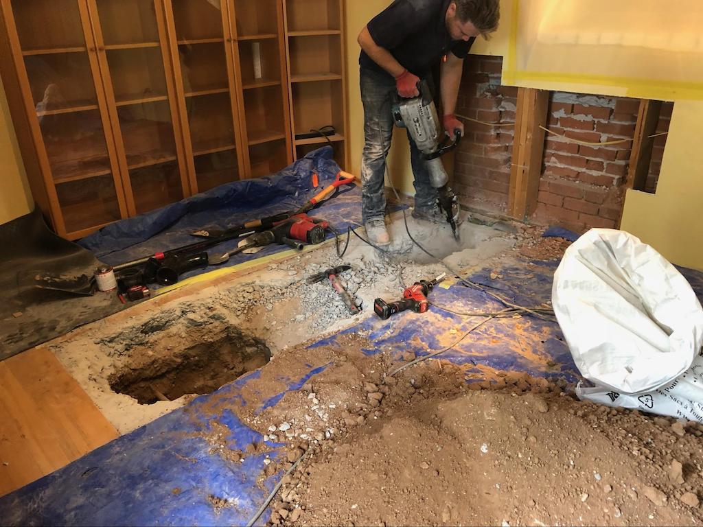 Broken Drain Repair in Tucson