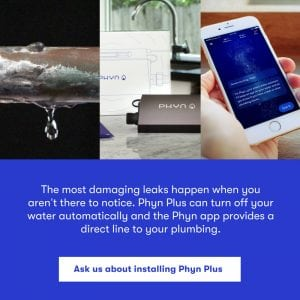 Phyn Plus Digital Water Sensor