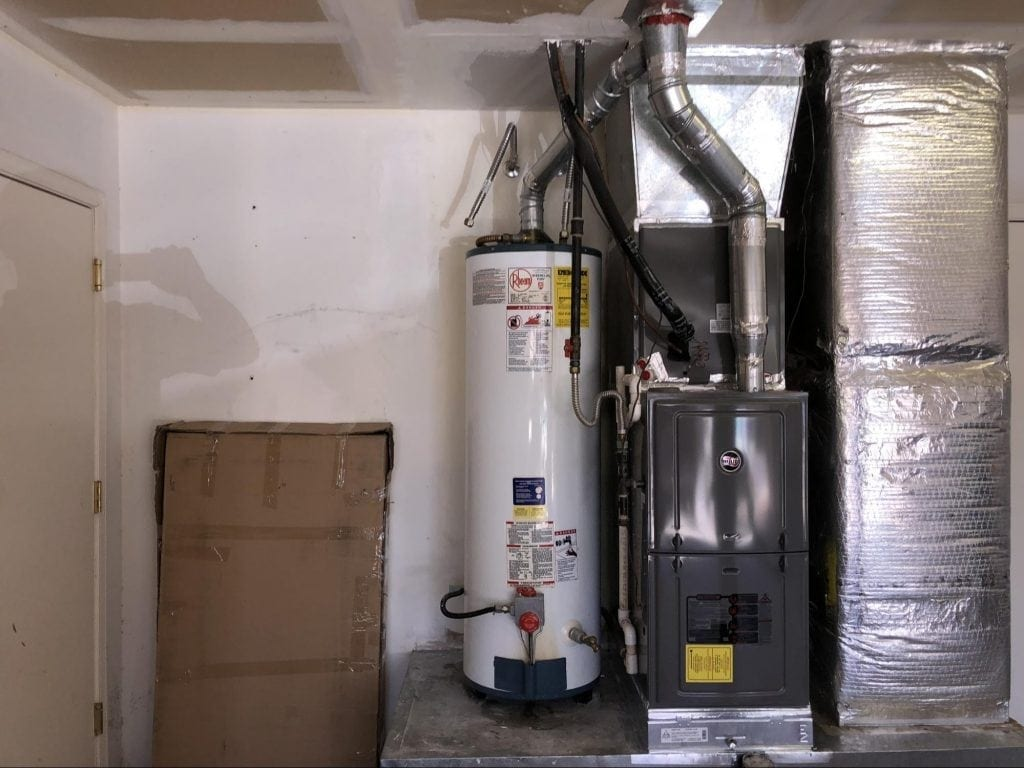 Tankless Water Heater Installation in Tucson