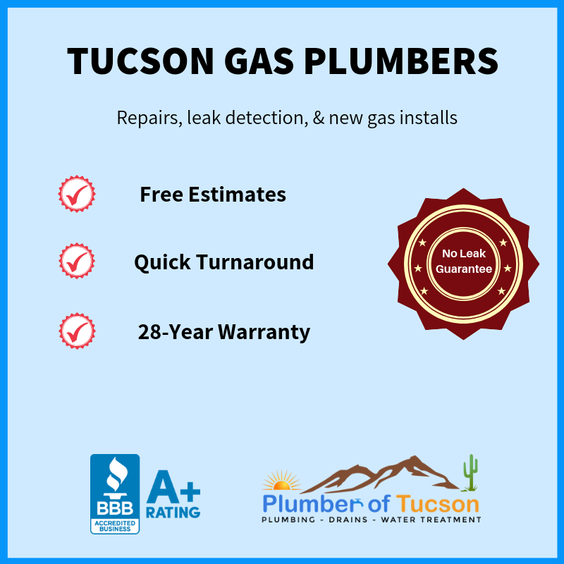 Tucson Gas Line Installation