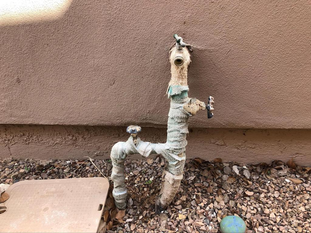 Water Leak Repair in Sahuarita