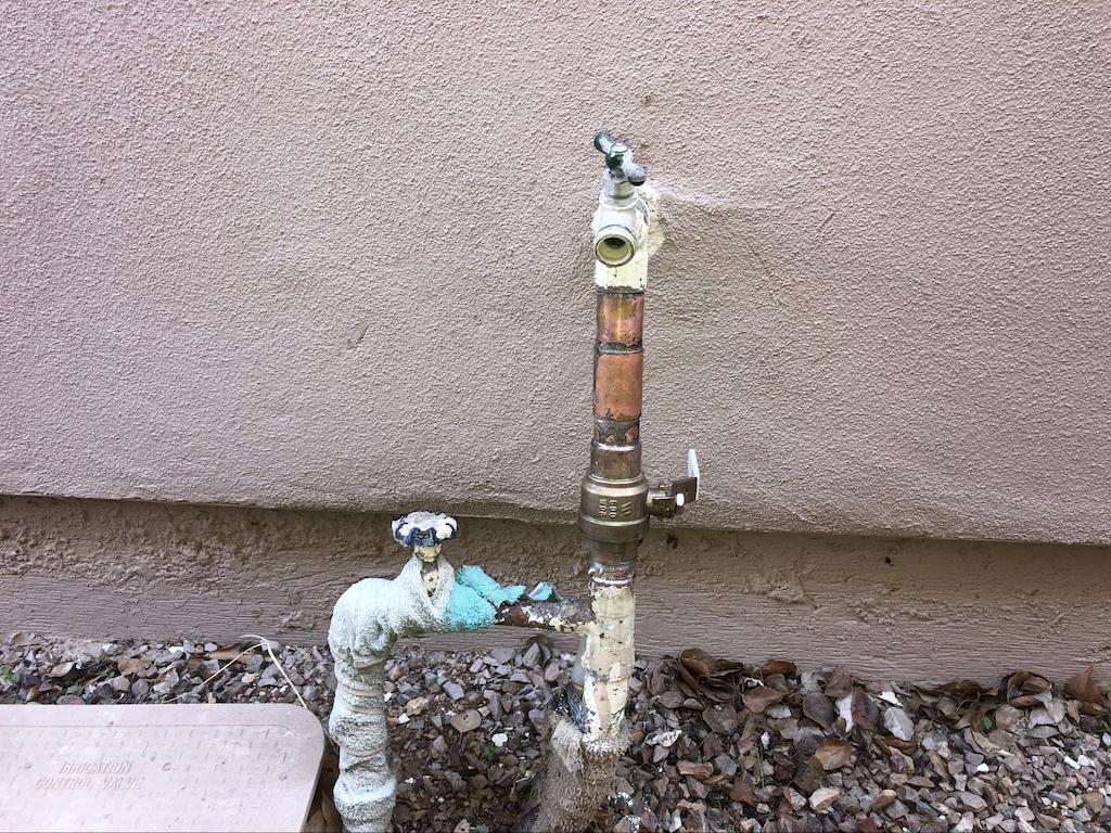 Water Leak Repair in Sahuarita
