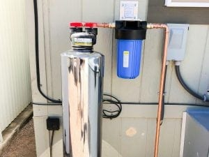 Water Softener Installation in Green Valley