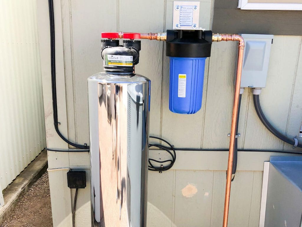 Water Softener Installation in Green Valley