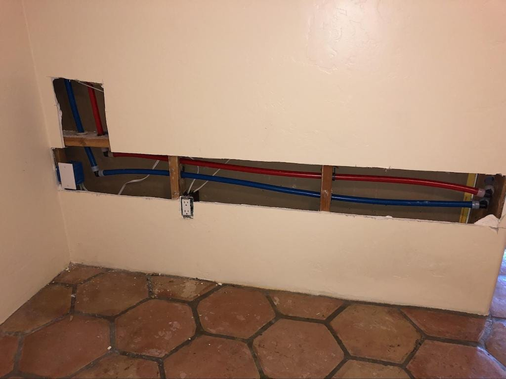Whole House Repiping Tucson