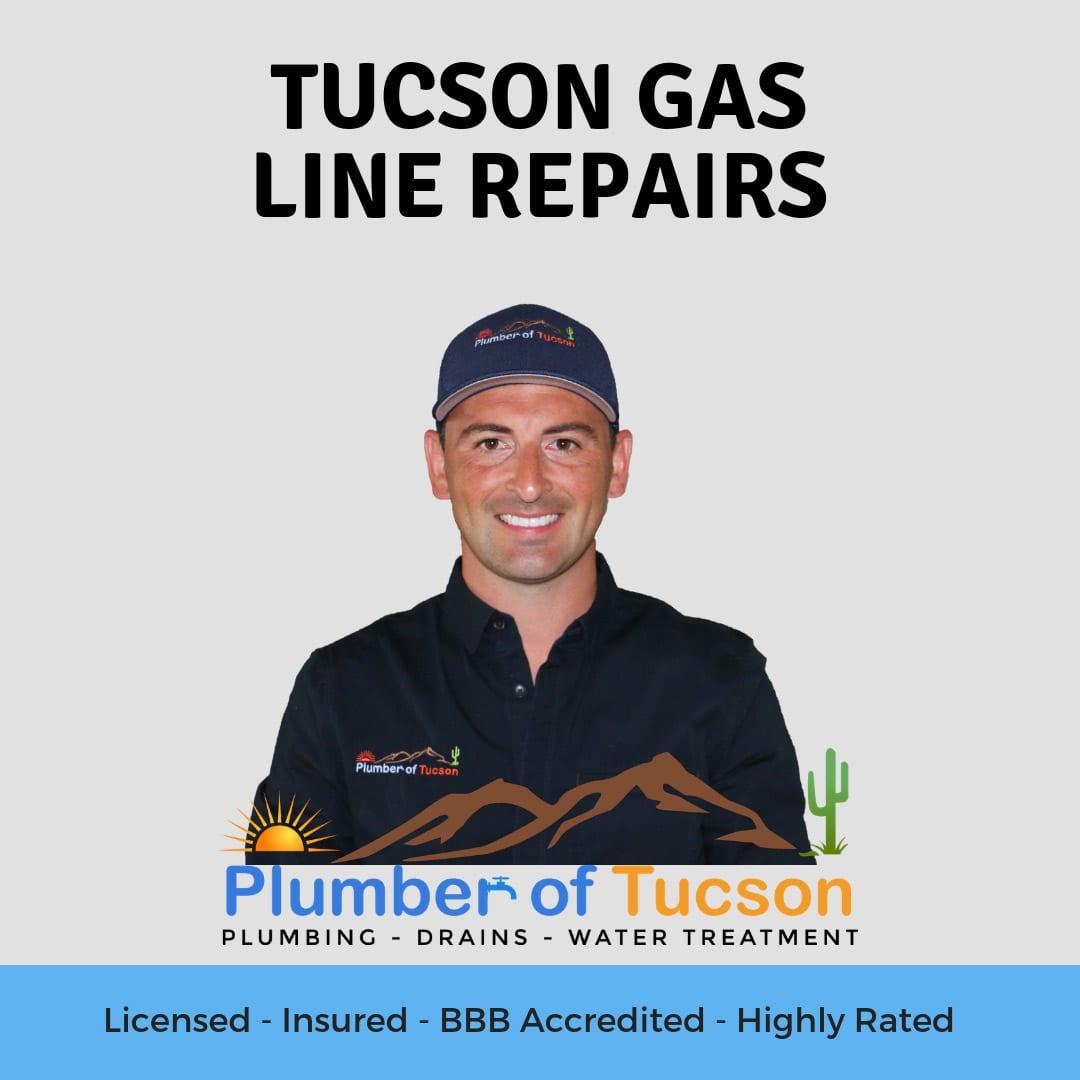 tucson gas line repairs