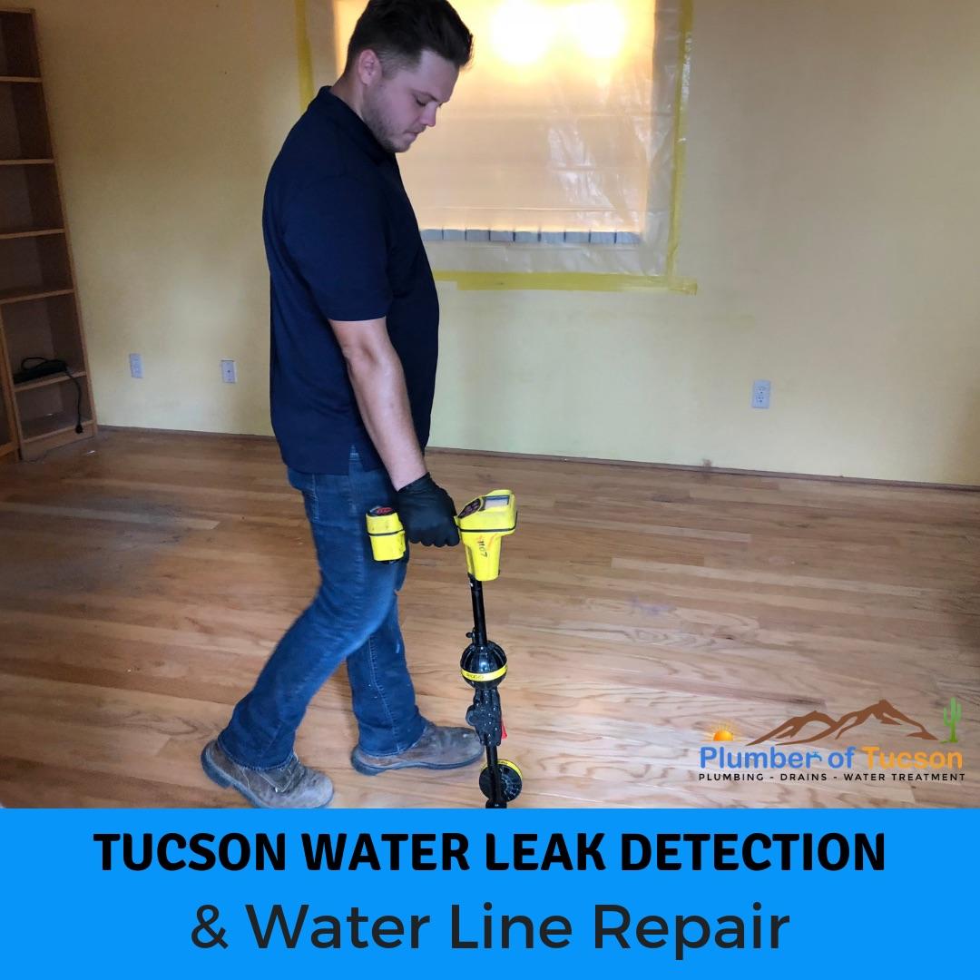 Tucson Water Leak Detection