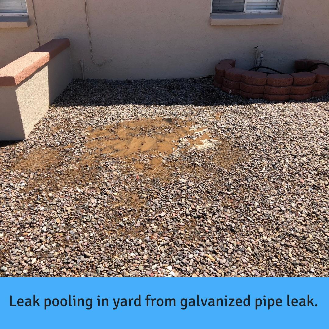 Underground Leak Detection