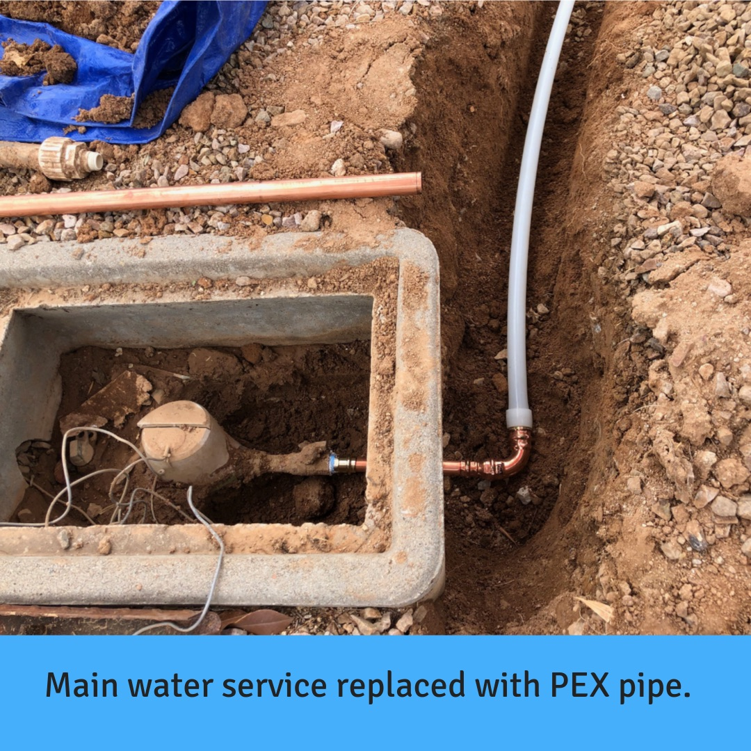 Water Line Repair in Tucson