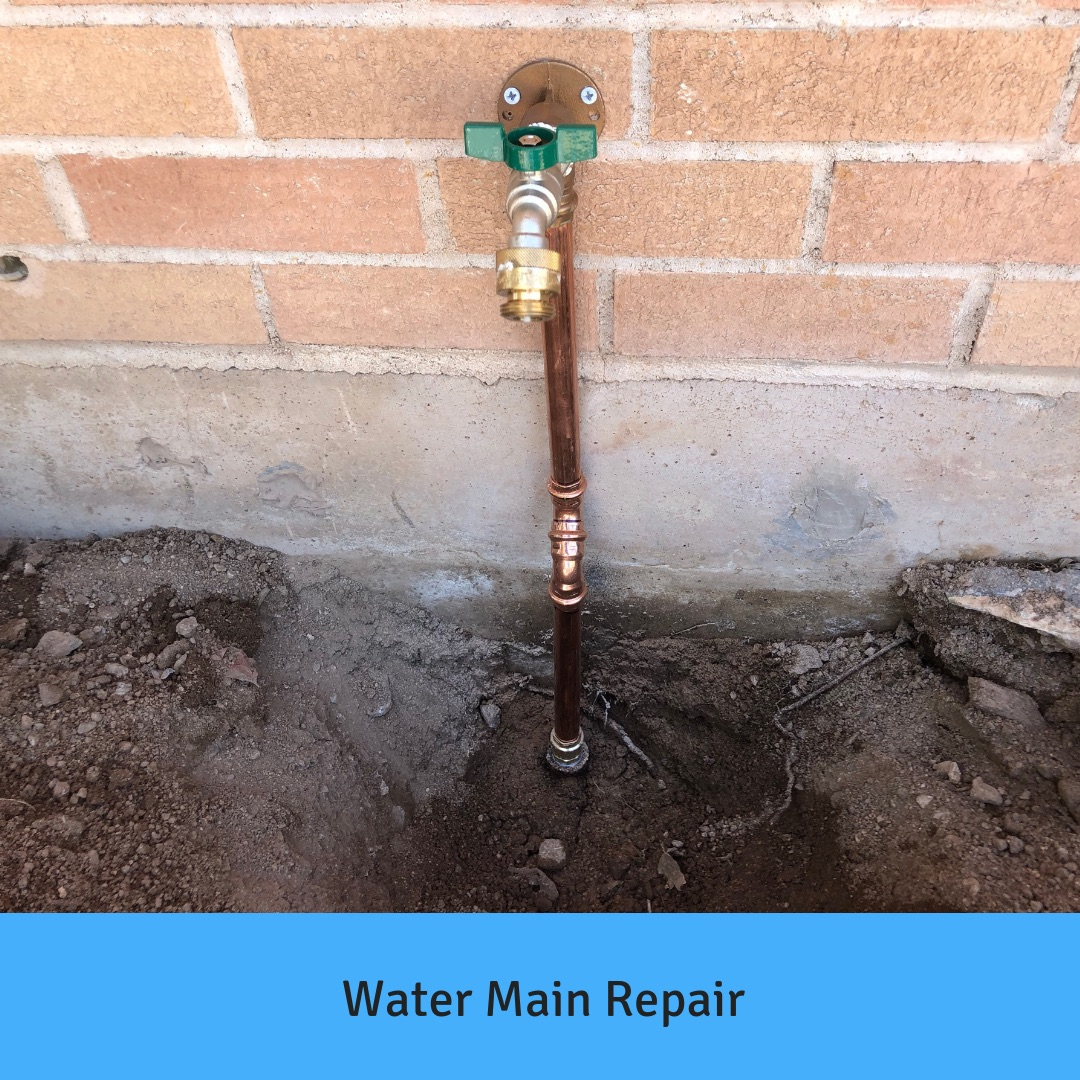 Water Main Repair in Tucson