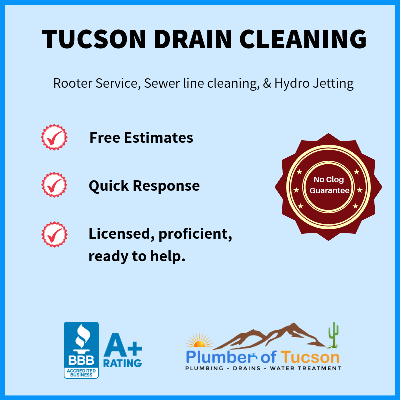 Tucson Drain Cleaning