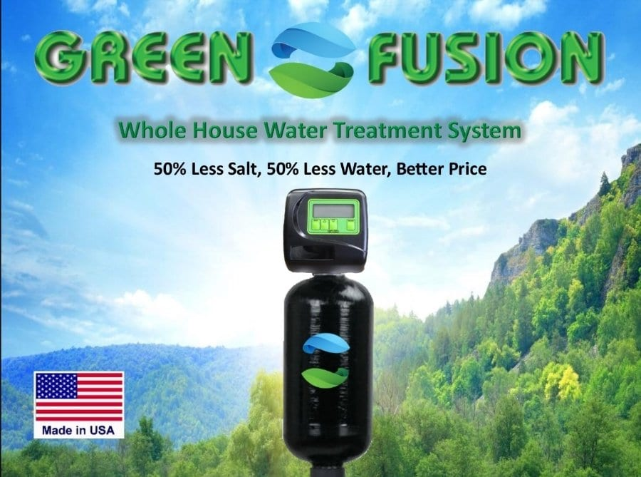 Green Fusion Filter & Water Softener