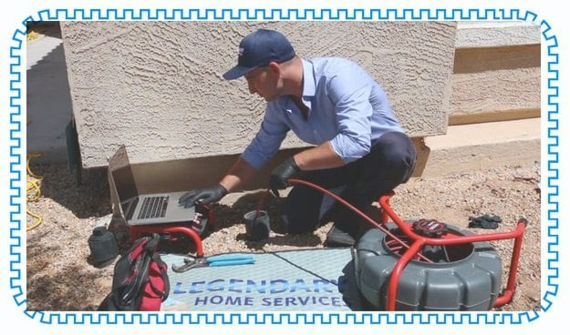 Hire a sewer camera scope for home inspection